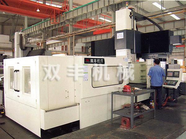 數控龍門銑床GMB200-30